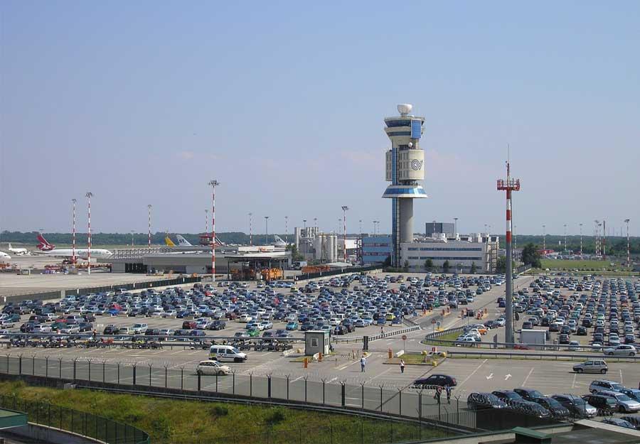 Trasferimento Malpesa Aeroporto