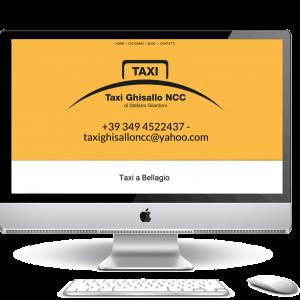 Taxi Bellagio Sito Web